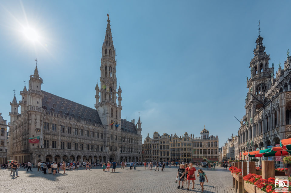 Bruxelles –  Photos du Tour d'Europe
