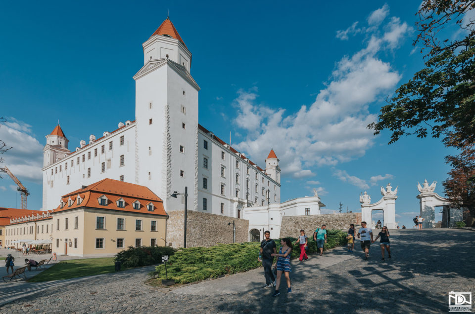Bratislava – Photos du tour d'Europe