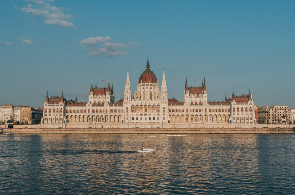 Budapest – Photos du Tour d'Europe