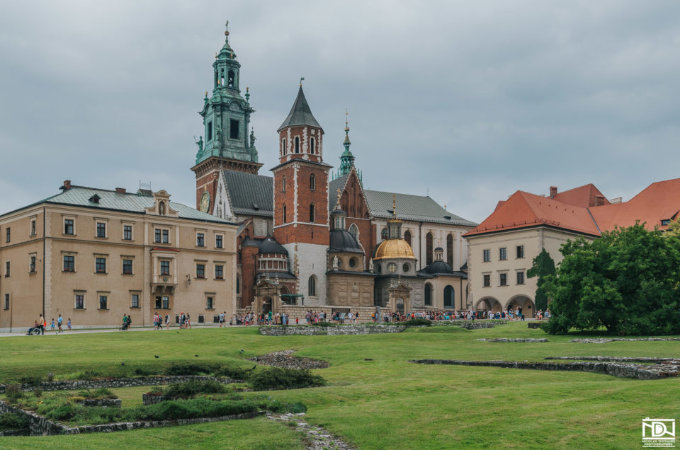 Cracovie – Photos du tour d'Europe