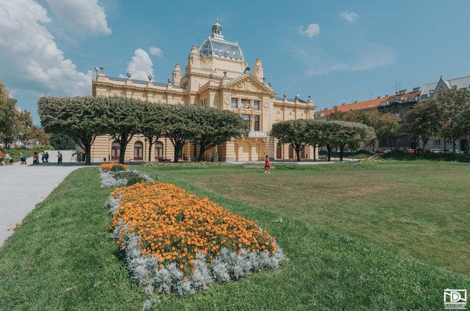 Zagreb – PHOTOS DU TOUR D'EUROPE