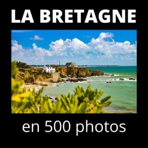 Livre photos de la Bretagne